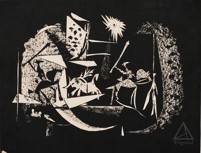 Pablo Picasso, 'Picasso Toreros', 1961