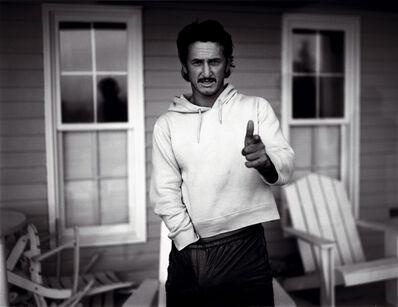 Bryan Guy Adams, 'Sean Penn, Nova Scotia 1999', 1999