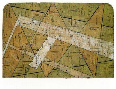 Alejandro Puente, 'Nazca', 1987