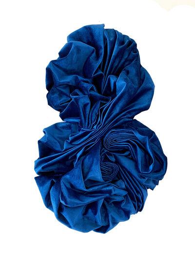 Annie Broderick, 'Blue Corset', 2020