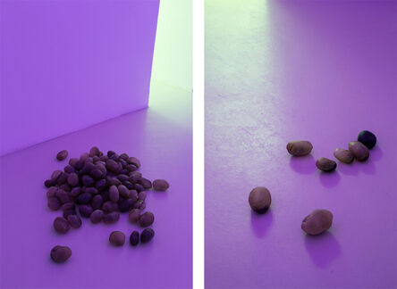 Luca Francesconi, 'Campo di patate', 2014