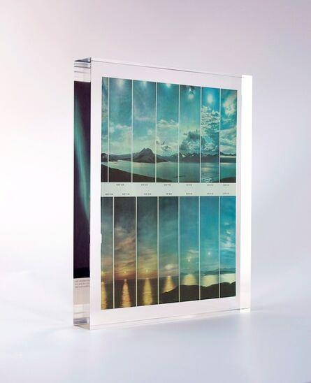 Mungo Thomson, 'Inclusions (A Green Rayed Aurora)', 2014