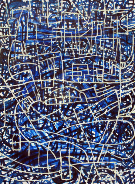Robert Petrick, 'Sound in Blue', 2015