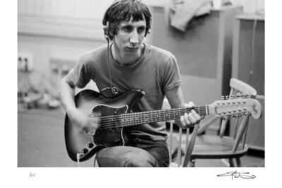 Baron Wolman, 'Tommy Guitar', 1968