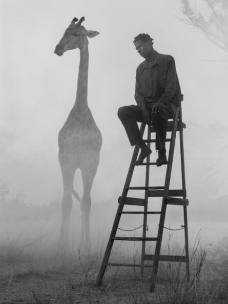 Nick Brandt, 'Richard and Sky, Zimbabwe', 2020