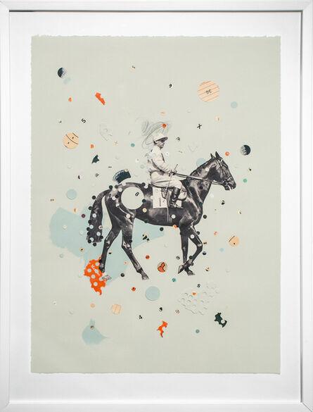 Lizzie Gill, 'Likes Horses (Swipe Left)', 2018