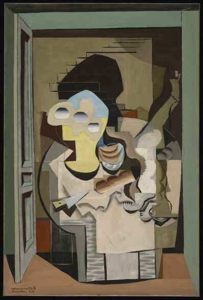 Louis Marcoussis, 'Anvers (Cubist Composition)', 1928