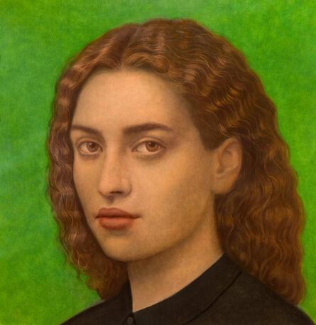 Alberto Gálvez, 'Verde Anguissola', 2019
