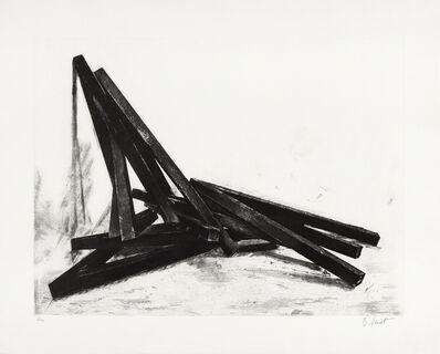 Bernar Venet, 'Effondrement (Angles)', 2014