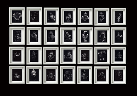 Alejandro Lescay, 'La espera / The waiting', 2020