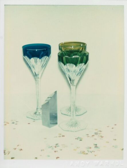 Andy Warhol, 'Committee 2000 Champagne Glasses', 1982