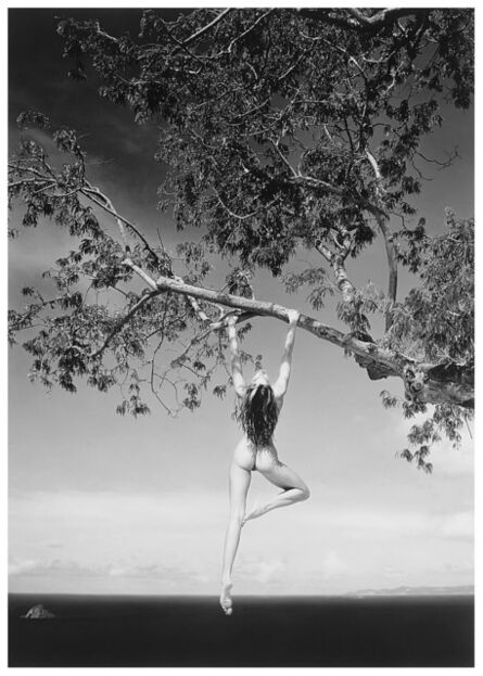 Patrick Demarchelier, 'Nude, St. Barthelemy', 1989