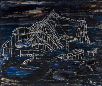 Chad Attie, 'Eurydice's Roller Coaster ', 2017