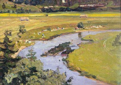 Pavel Izmailovich Khaykin, 'Summer', 1952