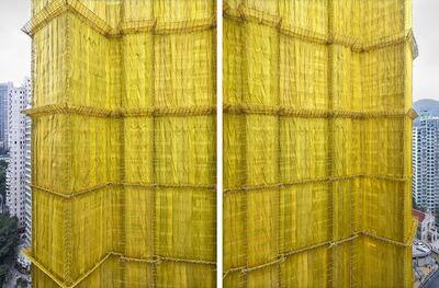 Peter Steinhauer, 'Yellow Cocoon #2, Hong Kong'