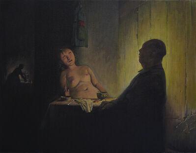 Wei Dong, 'Night Visit', 2011