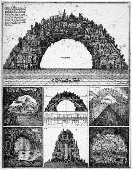 Brodsky & Utkin, 'Hill with a Hole', 1987-1990