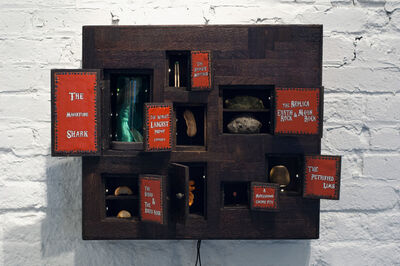 Jackie Mock, 'The Budget Slideshow', 2012