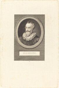 Augustin de Saint-Aubin, 'Francois de Malherbe', 1805