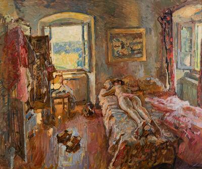 Ben Fenske, 'Bedroom Nude', 2016