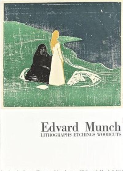 Edvard Munch, 'LA Exhibition 69', 1969