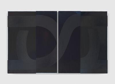 Nathlie Provosty, 'Triptych', 2018