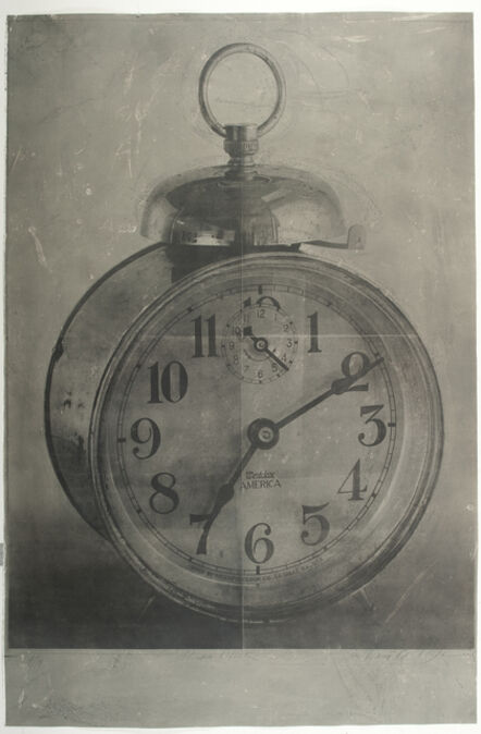 Shimon Okshteyn, 'Alarm Clock', 2001