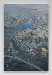 Sandra Mendelsohn Rubin, 'Quail Lake', 2015-2016
