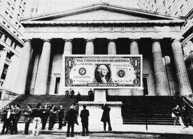 German Lorca, 'Wall Street', 1978