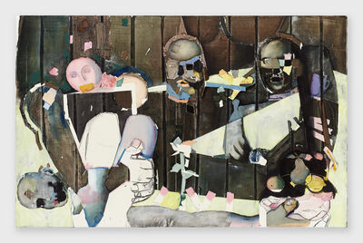 Magnus Plessen, 'Untitled (20)', 2016
