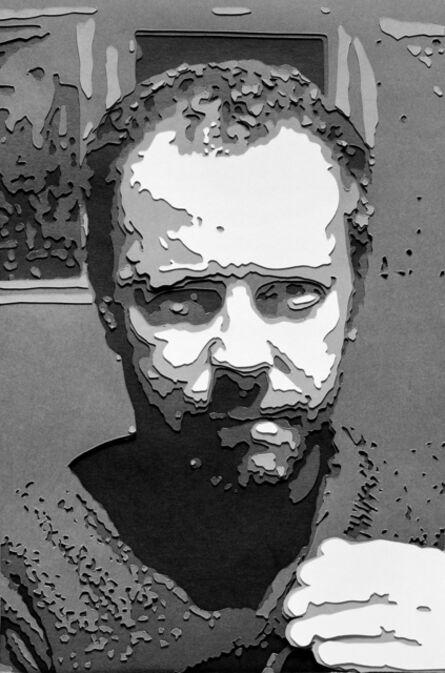 Vik Muniz, 'Pictures of Paper: Self Portrait', 2008/2021