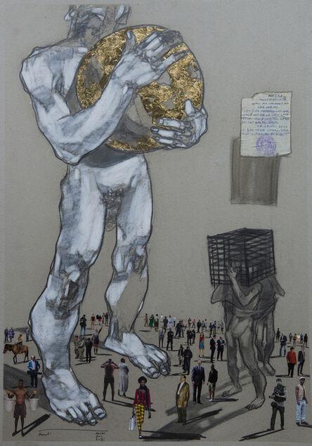 Dawit Abebe, 'Mutual Identity 32', 2020