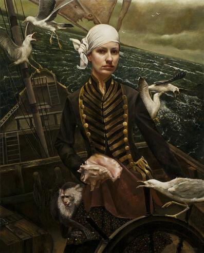 Andrea Kowch, 'Tempest', 2021