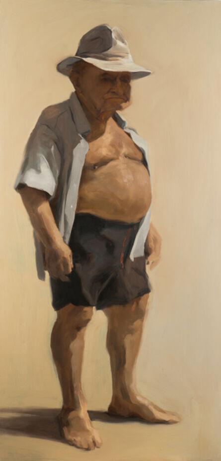 Blanca Amorós, 'August-Dahlia A ', 2014