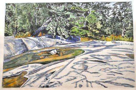 Brian Hoxha, 'Catherine Cove Tidal Pools', 2015