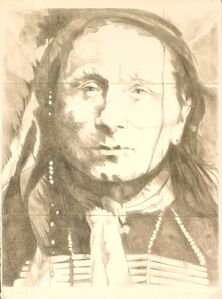 Barbara Sandler, 'Artist Proof (1776-1976)', 1975