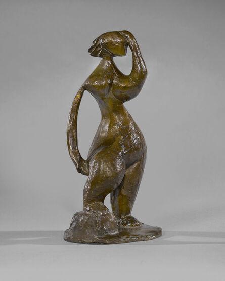 Henri Laurens, 'La Petite Baigneuse', 1946