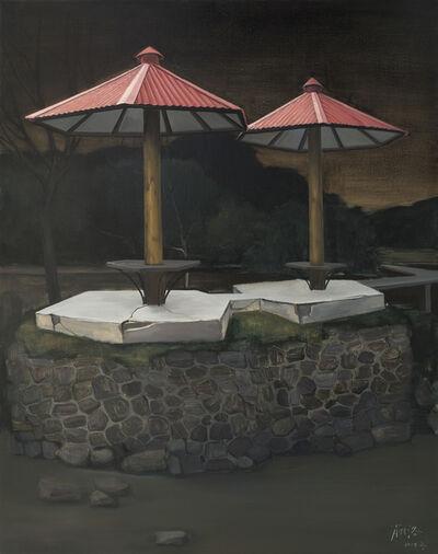 Xiao Zheluo 肖喆洛, '粗糙的梦——白夜', 2014