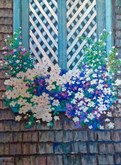 Eric Girault, 'Les Fleurs Blanches sur ma Fenêtre', 1999