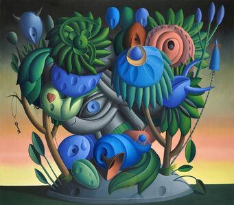 Valton Tyler, 'Hide & Seek', 1989