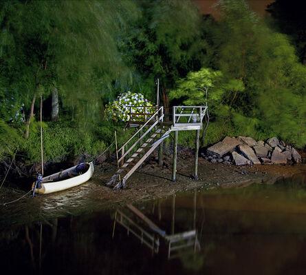 Arturo Aguiar, 'Ladder to mud ', 2018