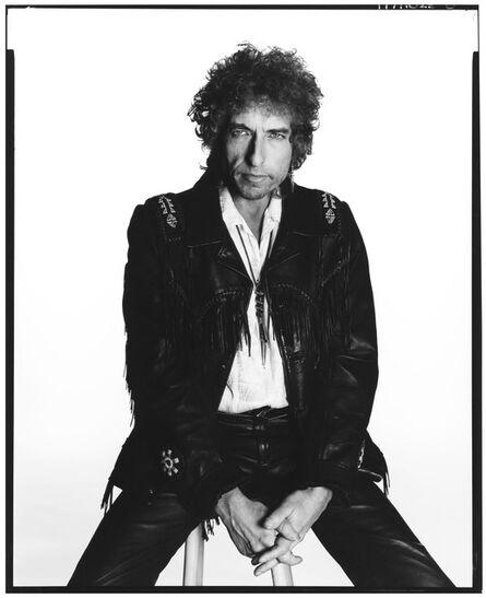 David Bailey, 'Bob Dylan', 1986