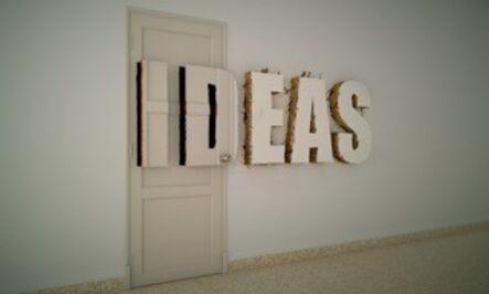 Lidzie Alvisa, 'Ideas- Series Fragile ', 2014