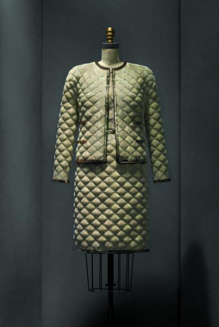 Karl Lagerfeld for House of Chanel, 'Ensemble', autumn/winter 2015–2016