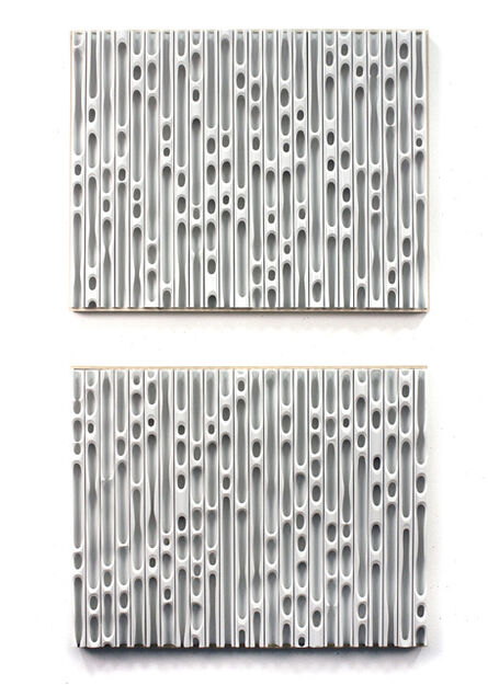 Jessica Drenk, 'Erosions 71 and 72', 2018