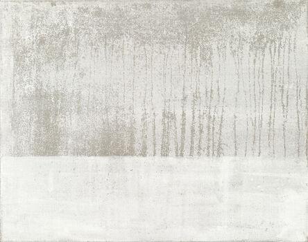 Makoto Fujimura, 'Whitefall-Vision 白瀑 - 意象', 2016