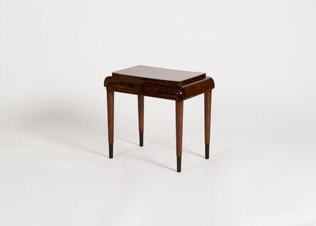 Jules Bouy, 'Folding Music Stool', 1920-1929
