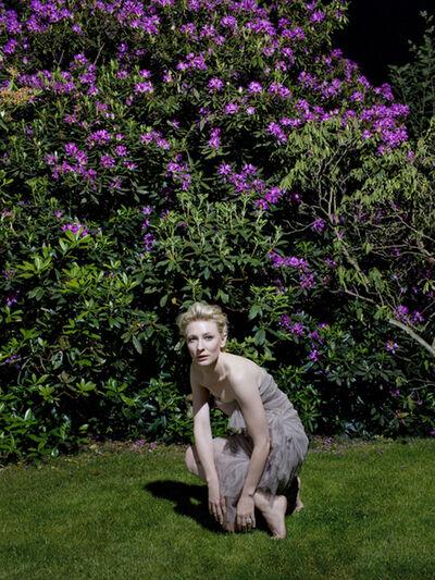 Lorenzo Agius, 'Cate Blanchett', 2009