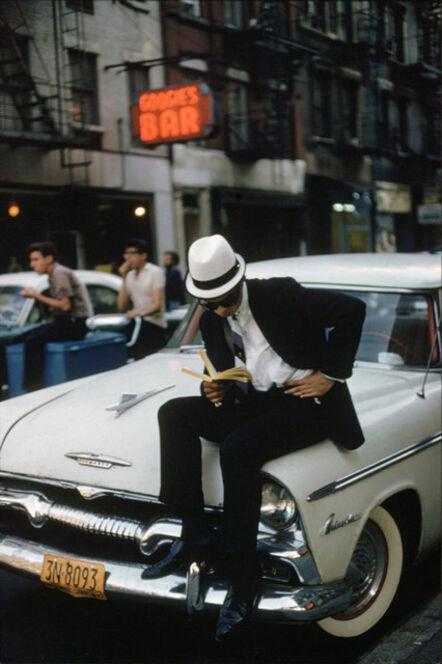 Ernst Haas, 'New York City', 1962