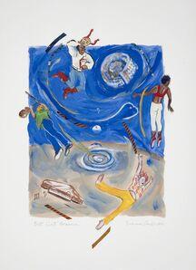 Emma Amos, 'Art Heaven', 2006